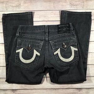 True religion bootcut jeans men's size 32x32